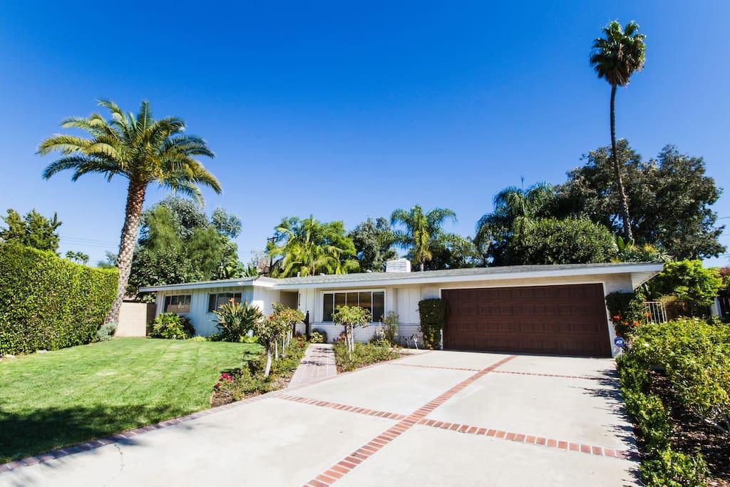 3b 2ba lovely garden house w spa 6m to disneyland for King s fish house huntington beach