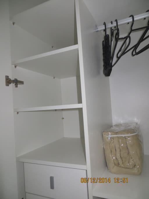 Wardrobe Armário suite