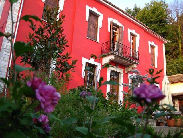 Red Villa - Pelion - Tsagarada - Greece - Magnesia Prefecture