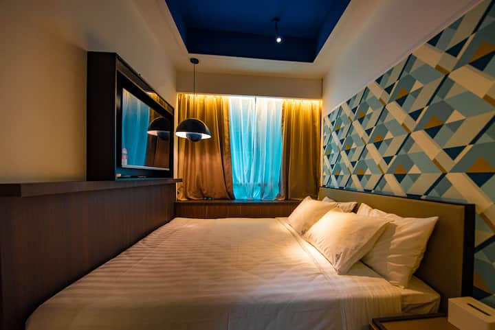 Airdence - King Comfort Room #05 @ Sutera Avenue
