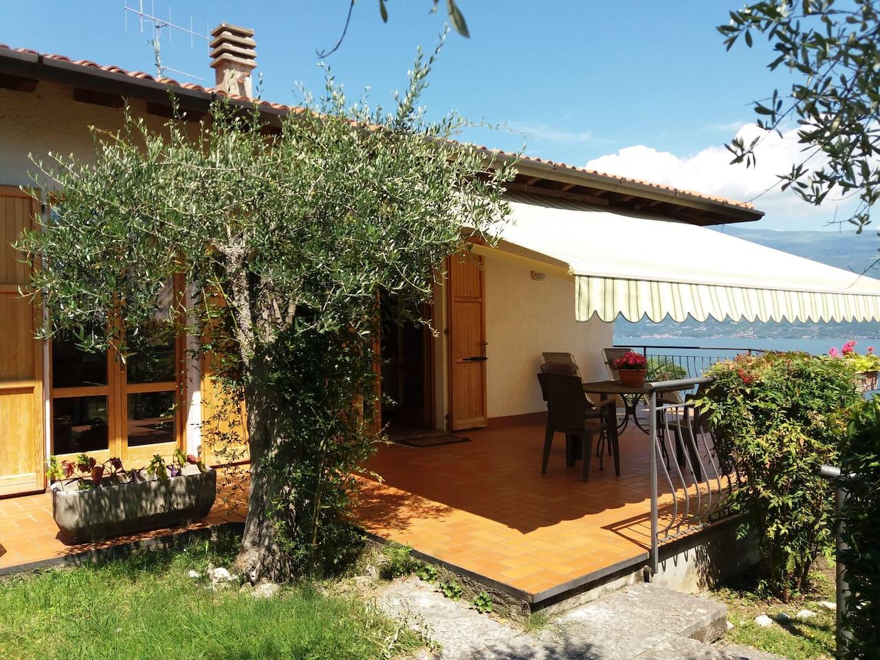 Il regno di Aldo - case in affitto a Gargnano, Lombardia, Italia