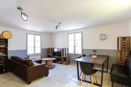 Maison de village - 55m² - Pernes-les-Fontaines - Hus