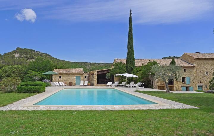 Villa 'Mas Malbos'