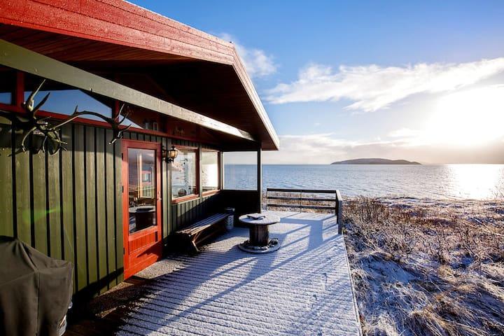 Paradise cottage in the golden circle -Thingvellir - Reykjavík - Mökki