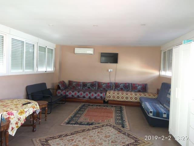 Apartamento independiente y cómodo
