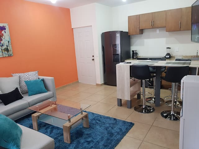 """""""Nuevo"""" Apartamento Rocca Mazatlan  (coto privado)"""