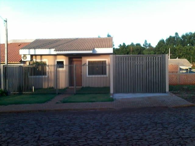 Casa pequena e aconchegante - Medianeira - Rumah
