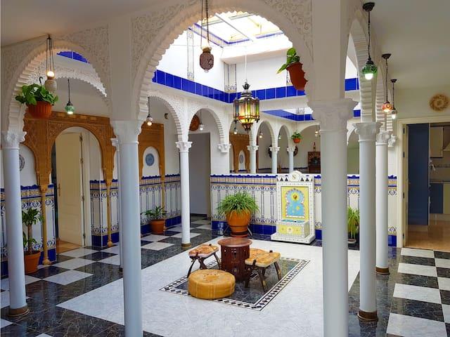Andalusian Villa - Vista al Mar, Piscina Privada