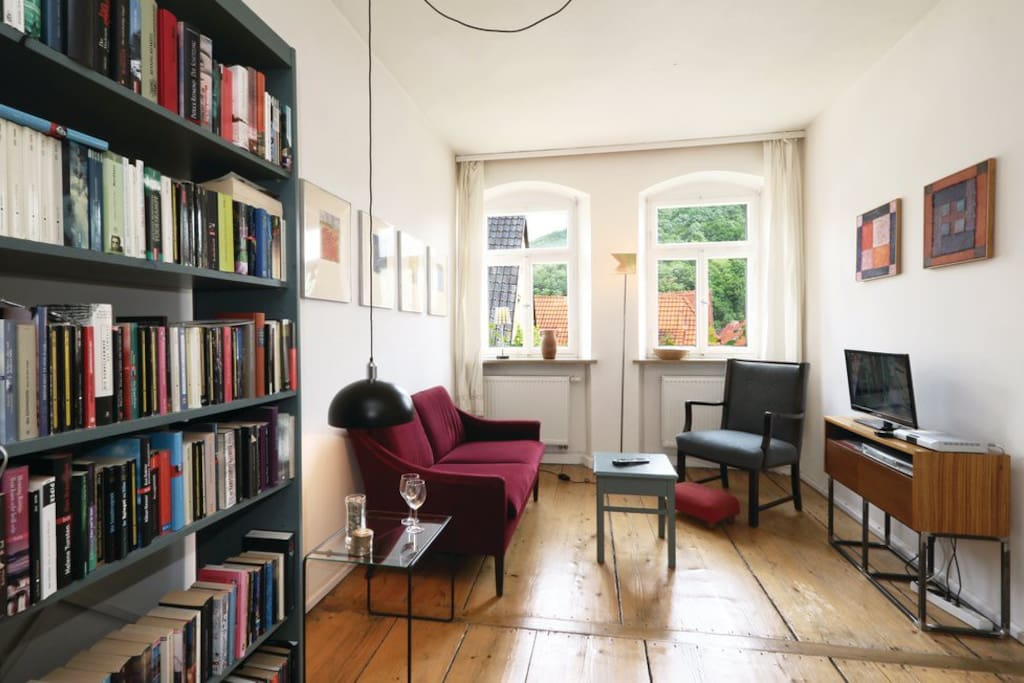 Holiday cottage with 3 bedrooms on 100 m in zeil am main for Esszimmer zeil am main