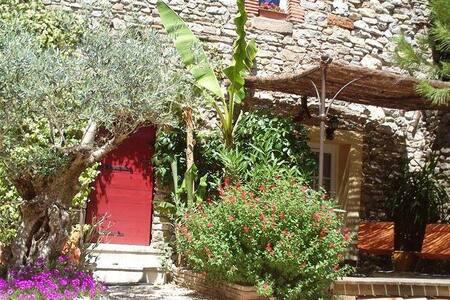 séjour nature en gîte avec terrasse privative