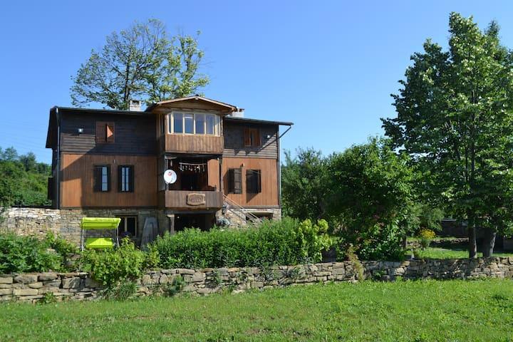 Spacious house with pool,40min from Veliko Tarnovo - Veliko Tarnovo - House