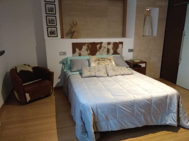 Luxury cozy apartment in Javea's town heart Wi-Fi