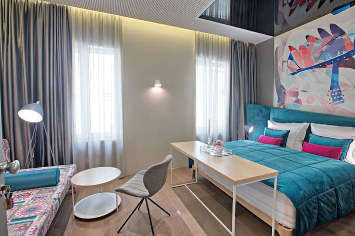 STUDIO 1/ in heart of main FERHADIJA street