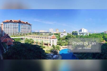 Luxury Condo, Shangri-La View 长康路公寓 - Chiang Mai - Appartement