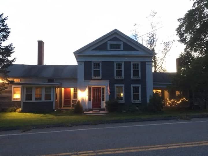Rustic Farmhouse; Cozy Suite; Litchfield County