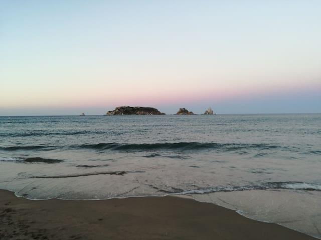 Apto de playa frente a las Is.Medes