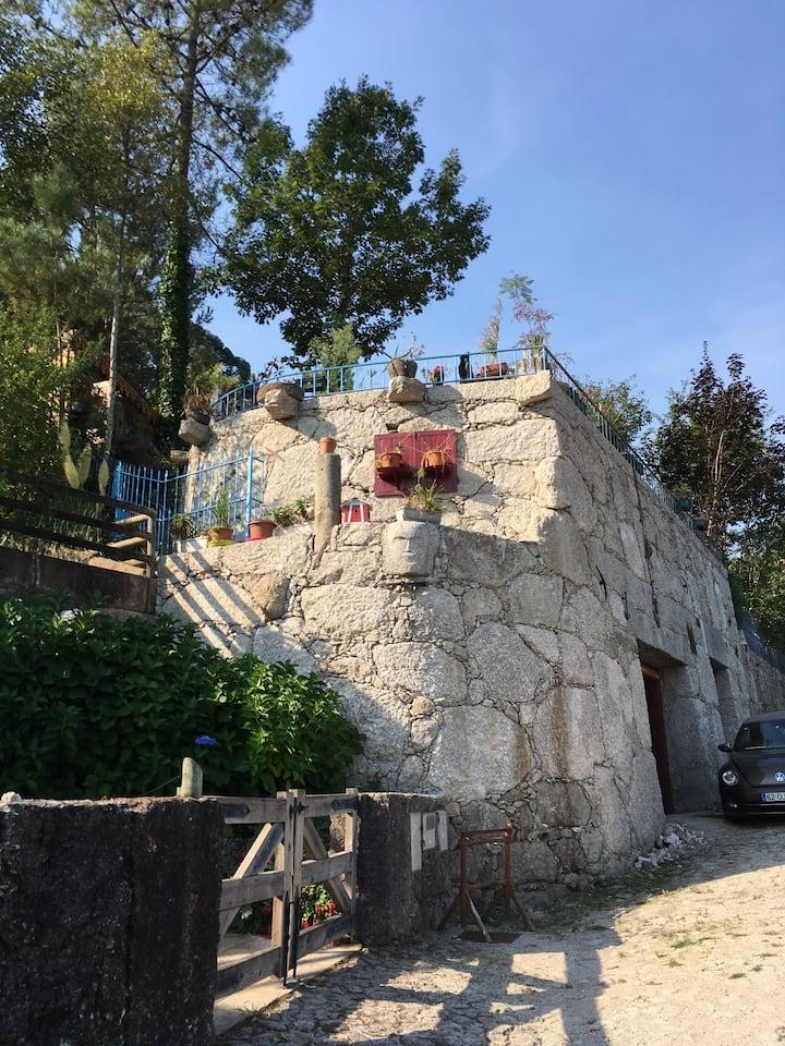 Casa do Javali - um refúgio idílico.