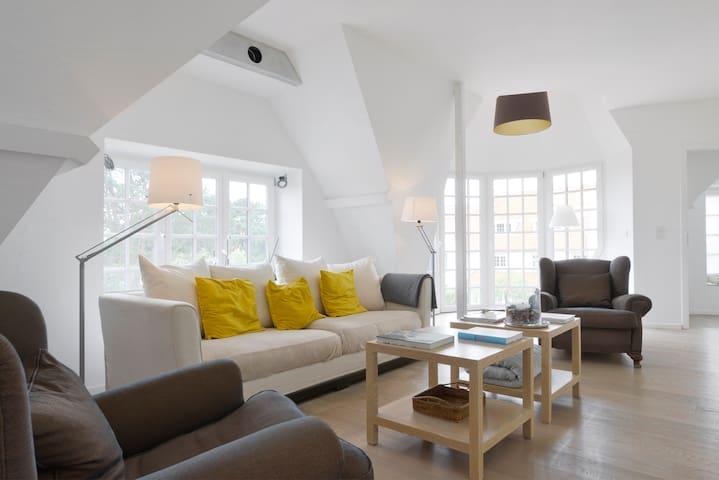 Appartement ensoleillé, au coeur du Zoute