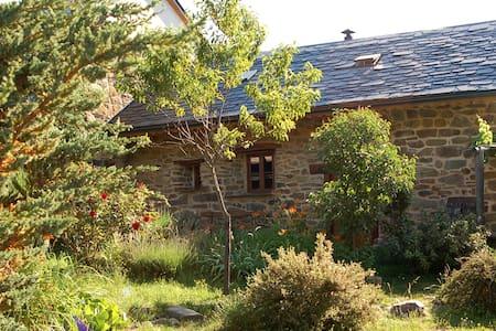 Una casa en plena naturaleza para desconectar