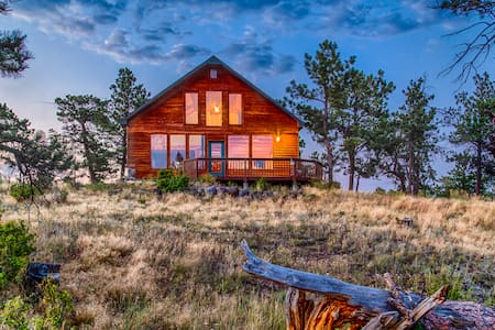 Peaceful Cabin on 35 Acres **extremely remote**