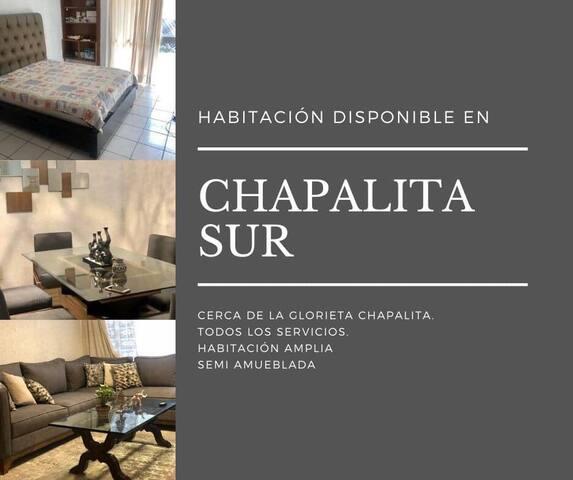 Hermoso departamento en el corazón de Chapalita