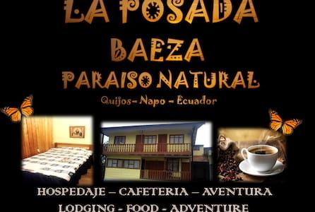 La Posada - El portal de la Selva - Baeza - Bed & Breakfast