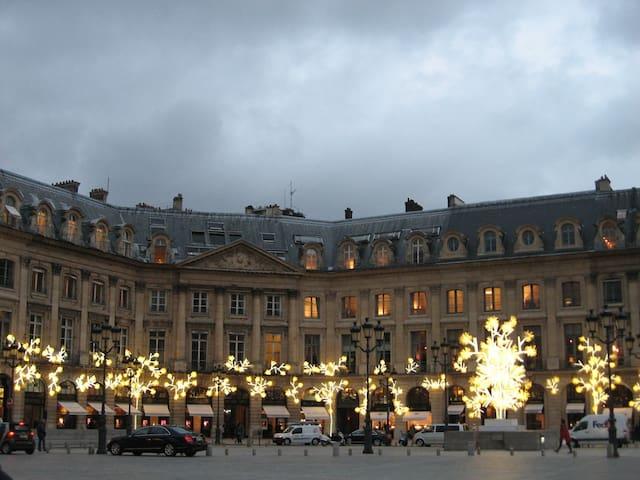 Paris Opera/Madeleine/Vendome