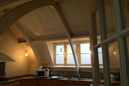 Private Ensuite in Dutch Canal House - Amsterdam - House