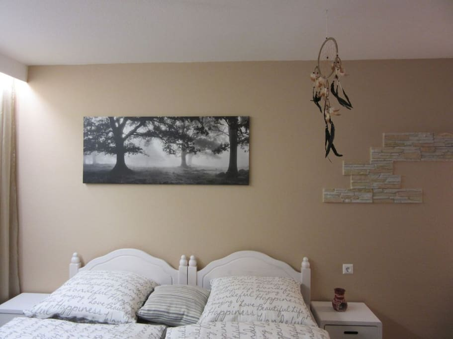 2 getrennte Betten
