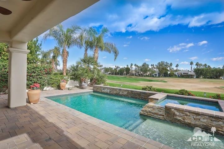 Private Pool/Spa PGA West Private Home - La Quinta - Huis