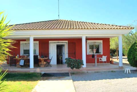 detached  holiday villa/and weekends