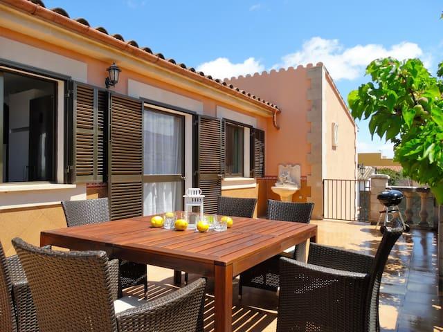 Familiy-friendly apartment close to Es Trenc beach - Sa Ràpita - Apartamento