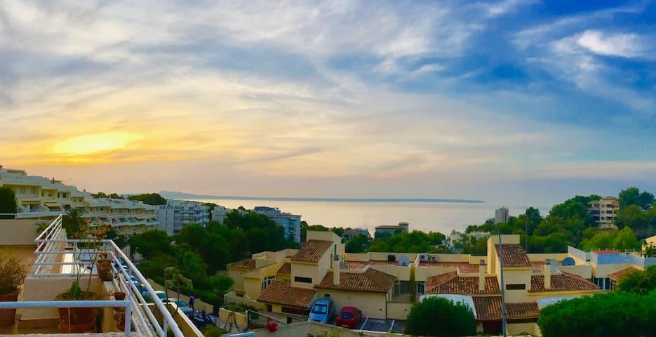 Palma de Mallorca Ocean views-doubleroom-privateWC