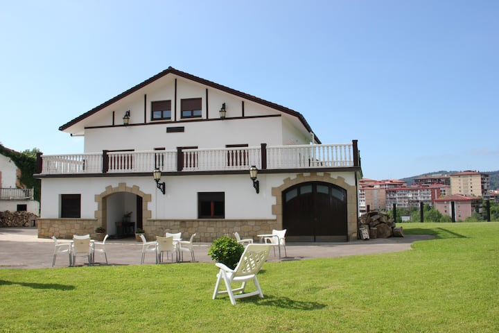 Beautiful house near to San Sebastian