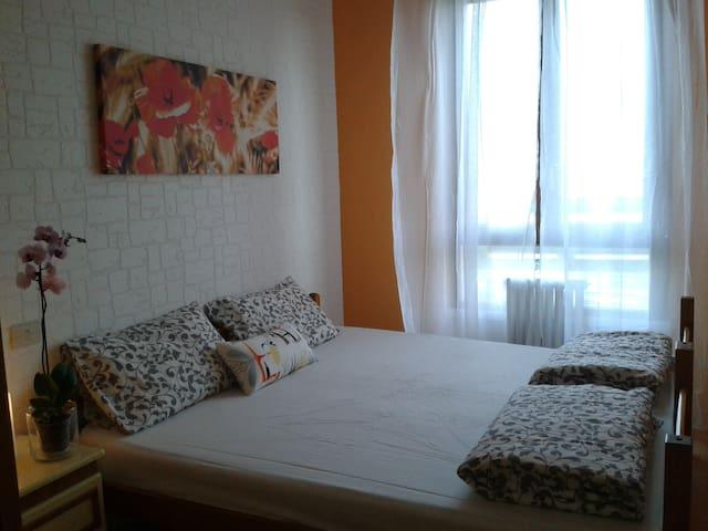 FIERAMILANO EXPO Stanza Arancione - Milano - Apartment