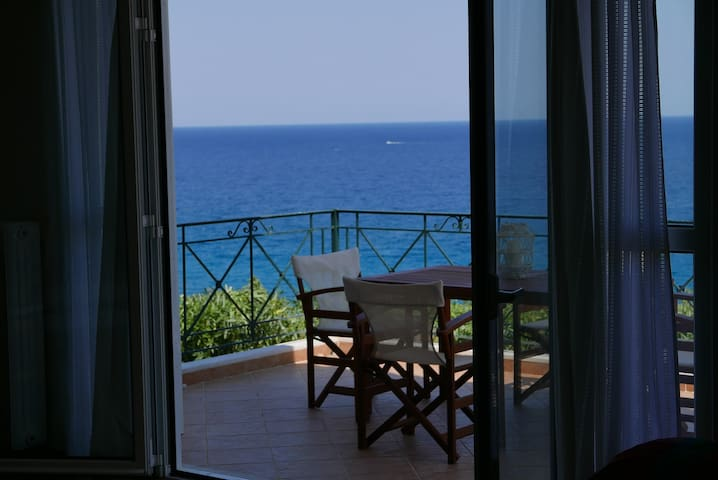 Evia Island - Aegean Sea all seasons beach house