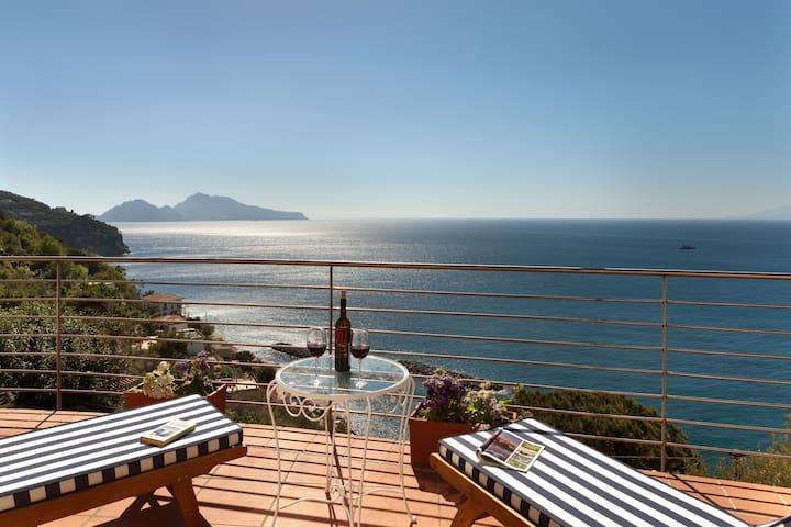 Villa with Amazing sea view - Massa Lubrense - Villa