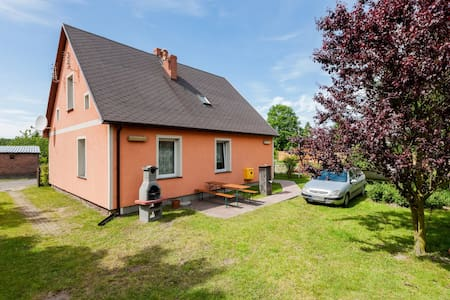 Holiday house Viking | WIFI, Grill - Kołczewo - Haus