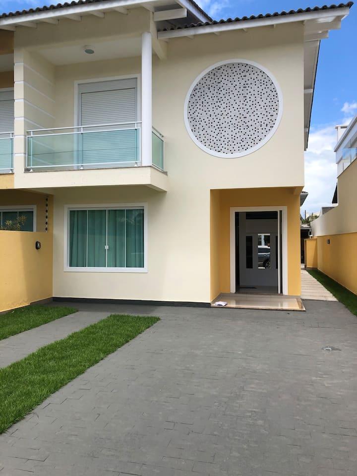 casa Florianópolis três suítes Marinas do Campeche