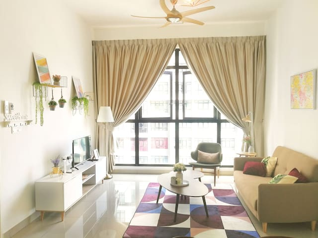 ABC Conezion Suite Putrajaya |2-6pax|ioi city mall