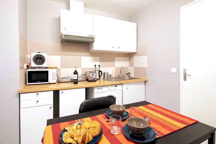 ☀️ Cozy Apartment - Paris 13 - 2 people ☘️