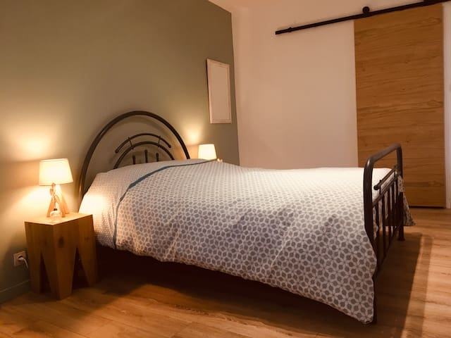 Charmante chambre privative proche Obernai
