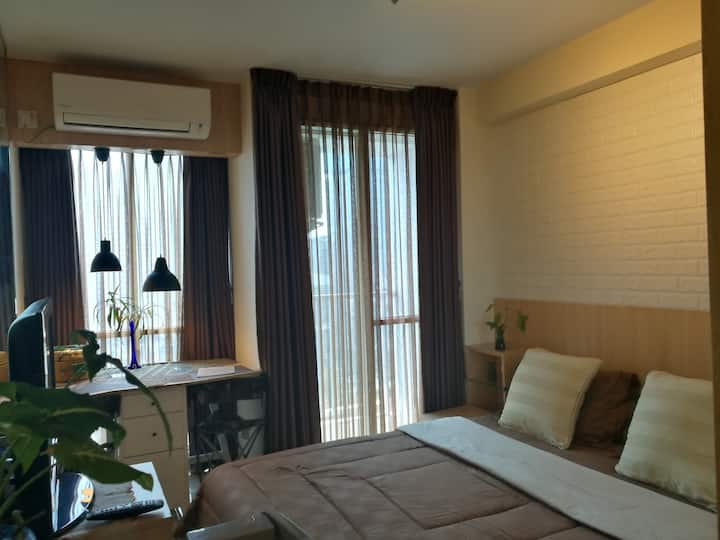 Pleasant2@Tifolia , 1BR, new room in Kelapa Gading