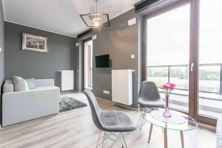 Chill Apartments In City Apartament typu Studio