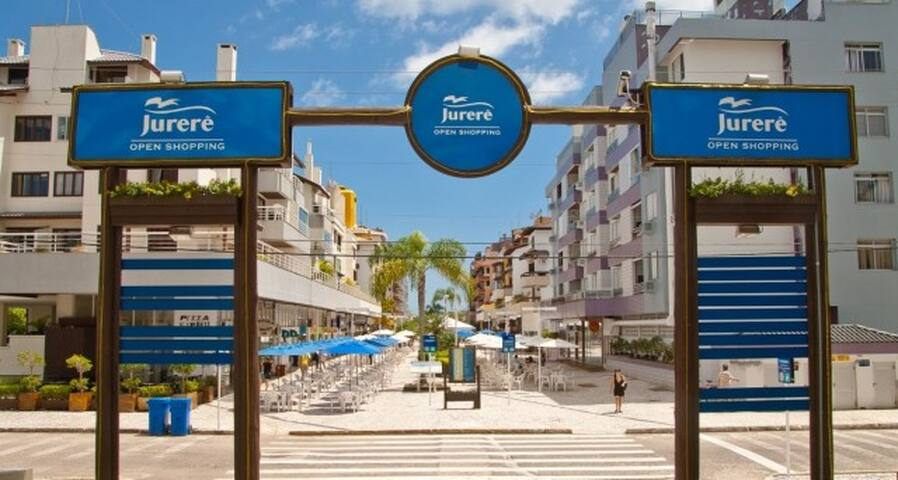 Apto 1 quarto Open Shopping Jurerê Internacional - Florianópolis - Apartment