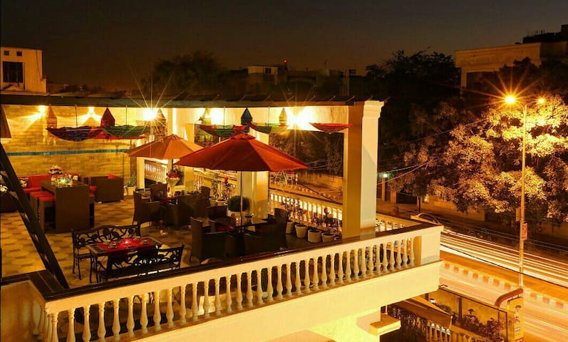 9 BHK Amazing Terrace Villa GK-2, #Shaadi Ka Ghar