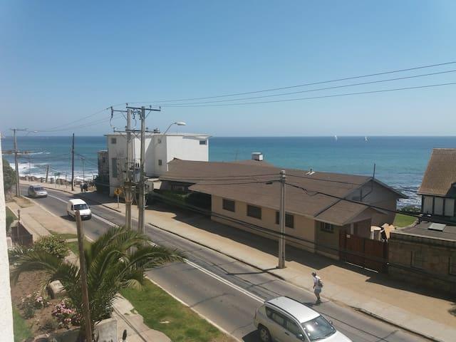 Vista al mar Dpto cerca S. Alfonso  y Av principal