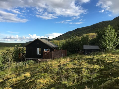 Cabin Romance - between city and Golden circle