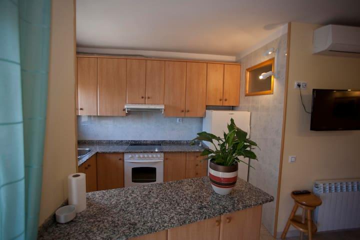 Apartamento 3 personas - Calaceite - Apartament