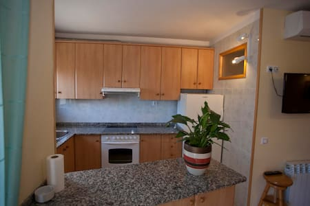Apartamento 3 personas - Calaceite - Lakás